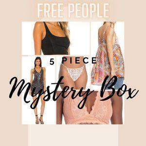 Free People 5 Piece Mystery Box NWT